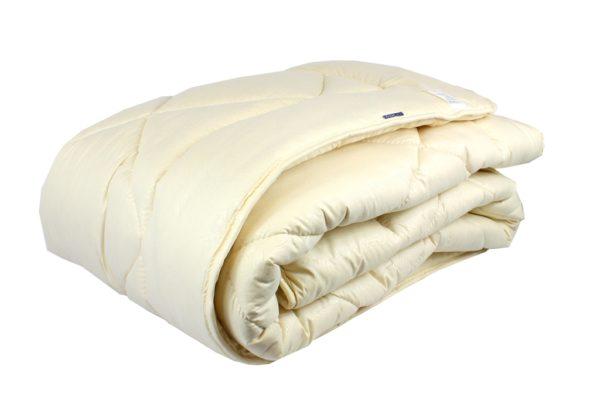 купить Одеяло Soft Wool м/Ф Кремовый фото