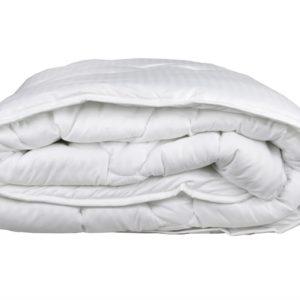 купить Одеяло Swan Лебяжий Пух Mf Stripe Белый фото