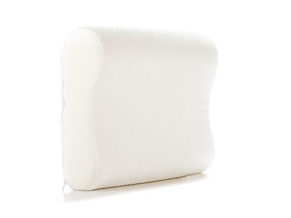 купить Ортопедическая подушка Ortopedia S 50*70 (40*57*11/9) Белый фото
