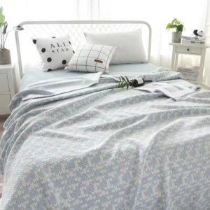 купить Плед-Покрывало Prestij Textile grey Серый фото