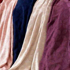 купить Плед-Покрывало Royal Nazik Бежевый Бежевый фото