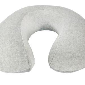 купить Подушка для путешествий Ortopedia Travel Color 34*33*10 grey Серый фото