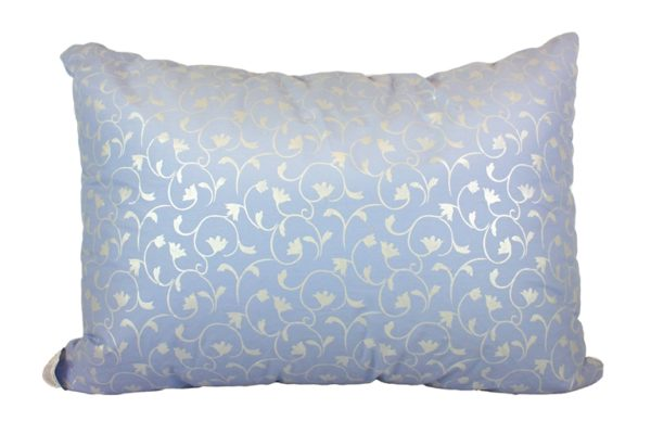 купить Подушка Dreamy Лебяжий Пух 50*70 blue Голубой фото