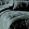 купить Покрывало двустороннее Dantela Vita Simay Antrasit Серый фото 84808