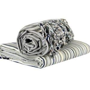 купить Полотенце-Подстилка Для Отдыха 100*180 Диз.№1 Серый фото