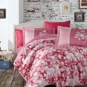 купить Постельное белье Hobby Exclusive Sateen Amalia розовое Розовый фото
