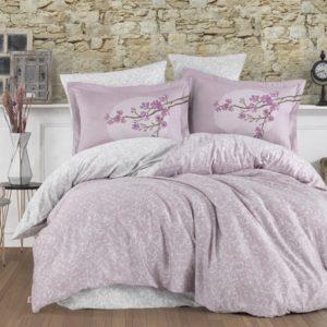 купить Постельное белье Hobby Exclusive Sateen Natalina Розовый фото