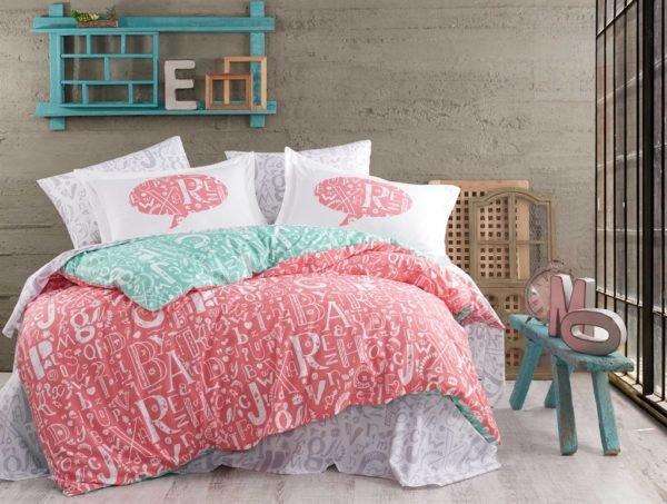 купить Постельное белье Hobby Poplin Dream Розовый фото