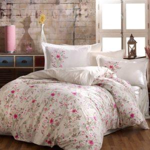 купить Постельное белье Hobby Poplin Royal Розовый фото