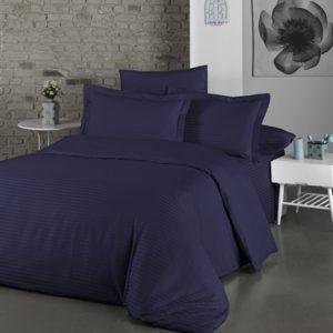 купить Постельное белье Lighthouse Exclusive Sateen Stripe Lux Фиолетовый Фиолетовый фото