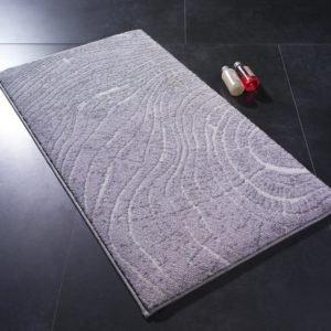 купить Коврик для ванной Confetti Lumber Gri Серый фото