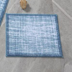 купить Коврик для ванной Confetti Stream Antik Mavi Синий фото