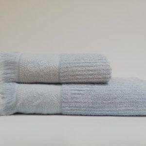купить Набор полотенец Class Biella Blue Голубой фото