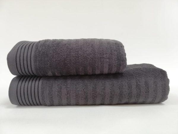 купить Набор полотенец Class Bonisia Antrasit Серый фото