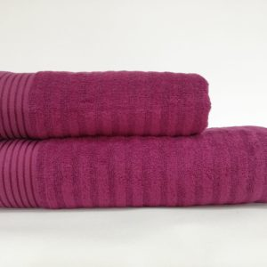 купить Набор полотенец Class Bonisia Bordeaux Бордовый фото