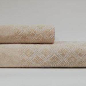 купить Набор полотенец Class Clerica Beige Бежевый фото