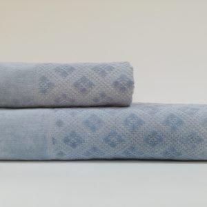 купить Набор полотенец Class Clerica Blue Голубой фото