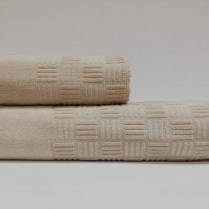 купить Набор полотенец Class Demore Beige Бежевый фото