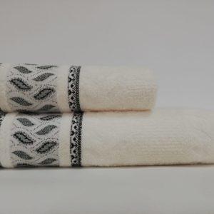 купить Набор полотенец Class Fogilla Cream Кремовый фото
