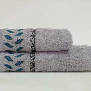 купить Набор полотенец Class Fogilla Grey Серый фото