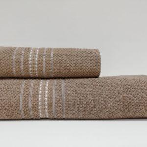 купить Набор полотенец Class HT JDY.002 Brown Кофейный фото