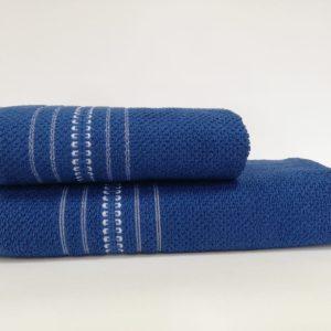 купить Набор полотенец Class HT JDY.002 Navy Синий фото