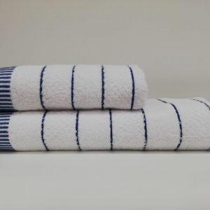 купить Набор полотенец Class HT JDY.009 White Blue Белый фото