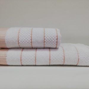 купить Набор полотенец Class HT JDY.009 White Powder Белый фото