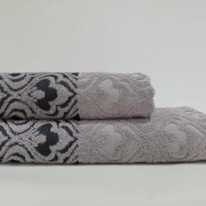 купить Набор полотенец Class Julia Grey Серый фото