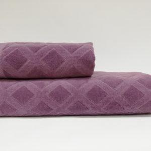 купить Набор полотенец Class Karo Murdum Фиолетовый фото