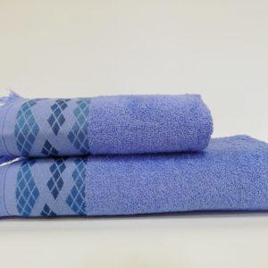 купить Набор полотенец Class Route Blue Голубой фото