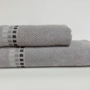 купить Набор полотенец Class Scala Grey Серый фото