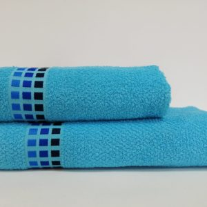купить Набор полотенец Class Scala Turquoise Бирюзовый фото