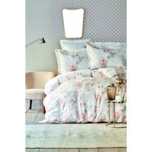 купить Постельное белье Karaca Home сатин - Alvise blush 2020-2 Розовый фото