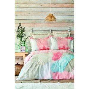 купить Постельное белье Karaca Home - Canvas multi 2020-2 Розовый фото