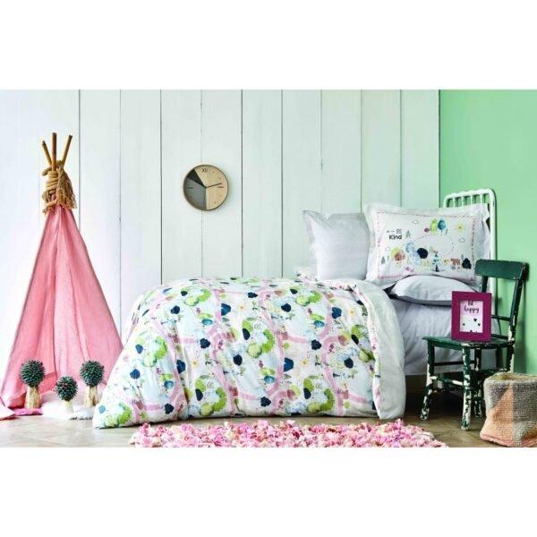 купить Постельное белье Karaca Home - Forest yesil 2020-2 Зеленый фото