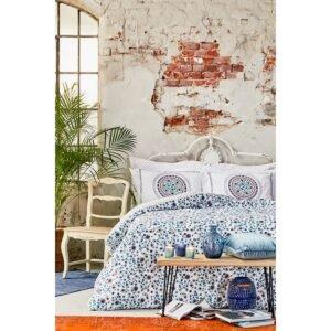 купить Постельное белье Karaca Home - Mai lacivert 2020-2 Синий фото