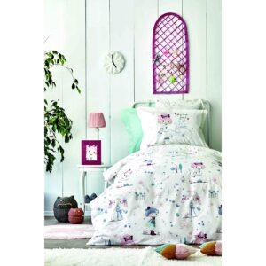 купить Постельное белье Karaca Home - Poliment pudra 2020-2 пике Розовый фото