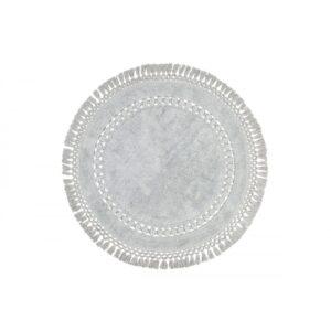 купить Коврик Irya - Bess grey серый Серый фото