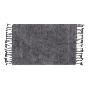 купить Коврик Irya - Paloma dark-grey серый Серый фото