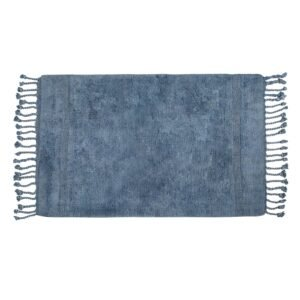 купить Коврик Irya - Paloma denim-blue голубой Голубой фото