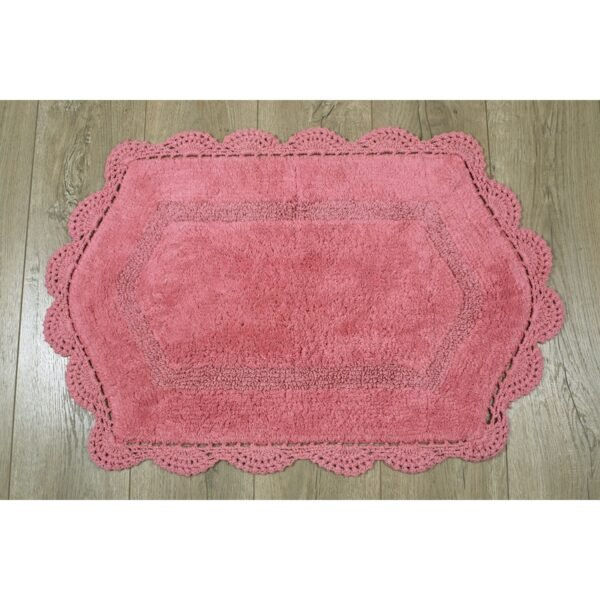 купить Коврик Irya - Sestina pink розовый Розовый фото