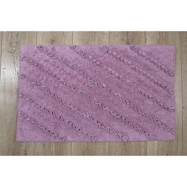 купить Коврик Irya - Shabby pink розовый Розовый фото