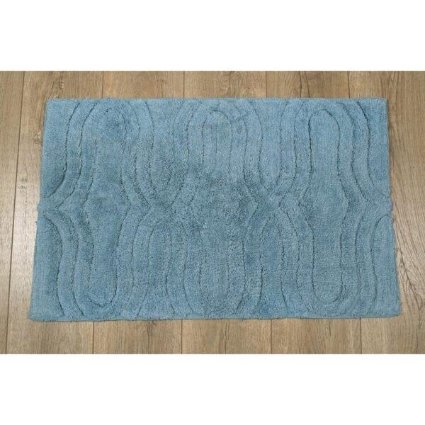 купить Коврик Irya - Vincon aqua голубой Голубой фото