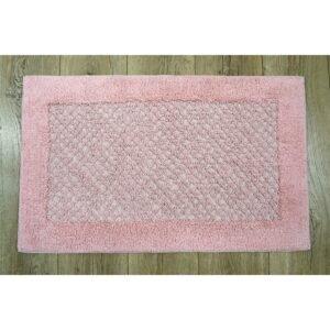 купить Коврик Irya - Waffles pink розовый Розовый фото