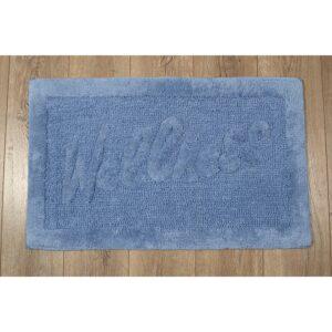 купить Коврик Irya - Welness blue голубой Голубой фото