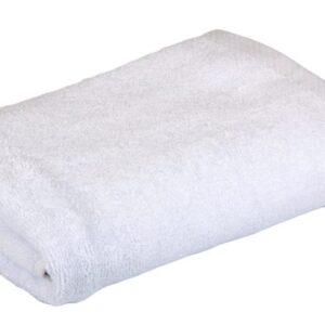 купить Махровое полотенце Zugo Home 450 Hotel Line Белый фото