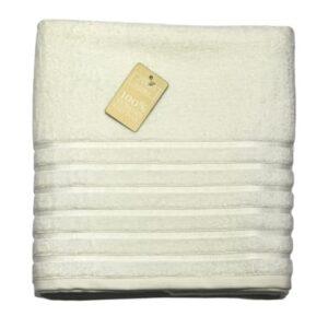 купить Махровое полотенце Zugo Home Long Twist Bayan Кремовый Кремовый фото