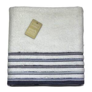 купить Махровое полотенце Zugo Home Long Twist Erkek Белый Белый фото