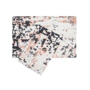 купить Набор ковриков Irya - Calist salmon розово-серый Розовый|Серый фото